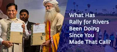 What Has Rally for Rivers Been Doing Since You Made That Call?