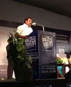 Event Rally for Rivers at Chennai (1)