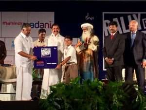 Event Rally for Rivers at Chennai (2)