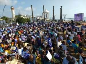 Pondicherry for Rally for Rivers (1)