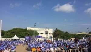 Pondicherry for Rally for Rivers (3)