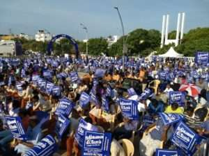 Rally for Rivers event at Pondicherry (26)
