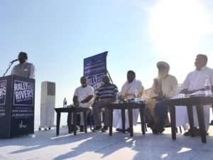 Rally for Rivers event at Pondicherry (29)
