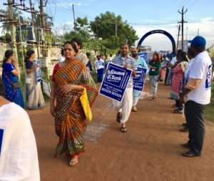 Tiruchirapalli Rallies for Rivers