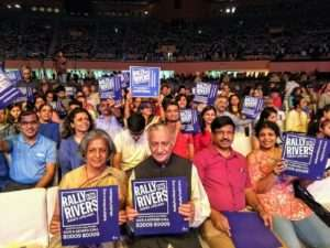 Rally for Rivers event at Delhi (30)