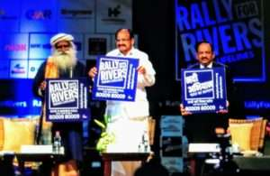 Rally for Rivers event at Delhi (7)