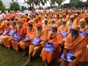 Rally for rivers at Haridwar (13)