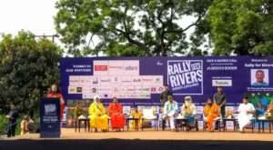 Rally for rivers at Haridwar (24)