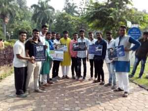volunteers of Pune campaign for Rallly for Rivers (11)