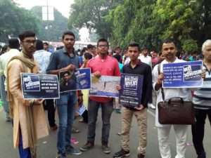 volunteers of Pune campaign for Rallly for Rivers (13)