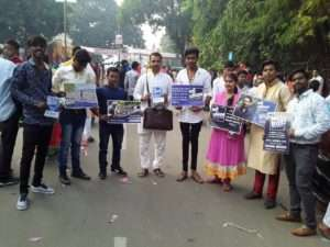 volunteers of Pune campaign for Rallly for Rivers (14)