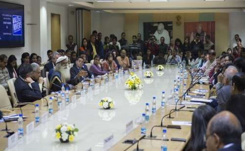Niti Aayog Sends National Advisory