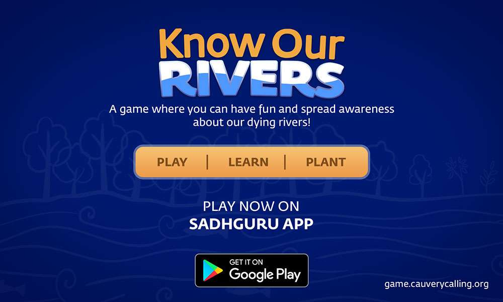 Know our Rivers