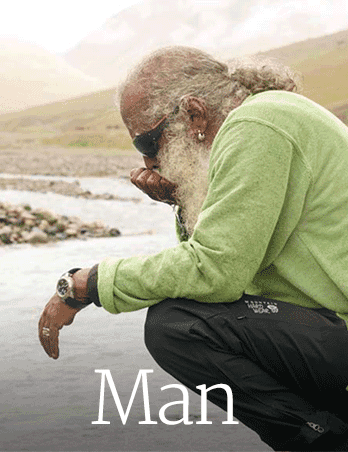 Sadhguru - A Man of Many Facets