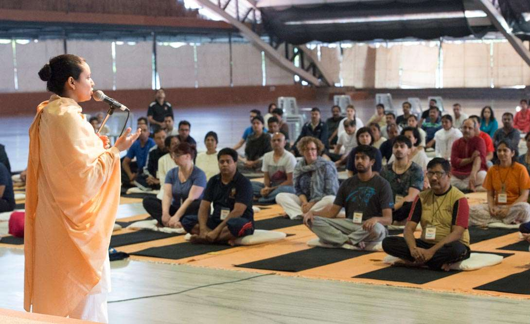 Isha Yoga Teacher Training