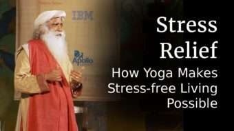 How Yoga makes stress free living possible