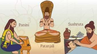 Sadhguru on Patanjali, Sushruta and Panini