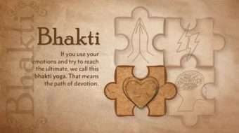 What is Bhakti Yoga - The Path of Devotion