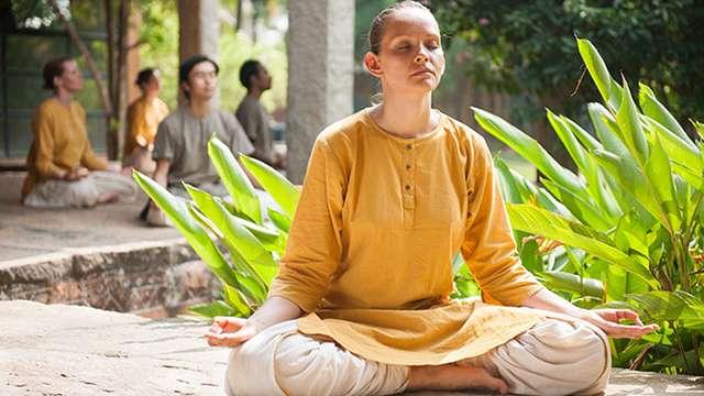 asanas meditation
